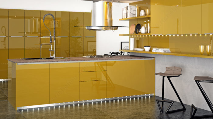 HIGH GLOSS BRILLANTÉ DOOR COLLECTION