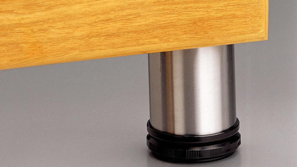 furniture legs richelieu hardware. Black Bedroom Furniture Sets. Home Design Ideas