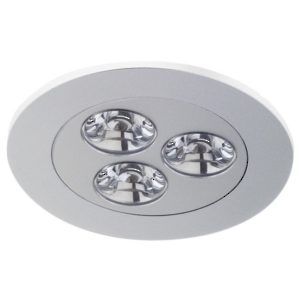 LED 3W Recessed High-Output