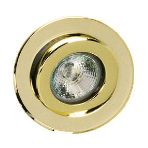 20W or 50W Recessed Halogen with Swivel
