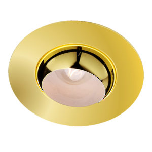 40W Recessed with Swivel