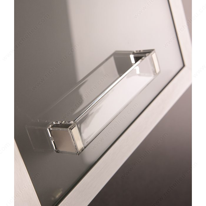 Contemporary Acrylic Pull 2172 Richelieu Hardware