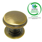LEED-Certified Solid Brass Knob