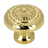 Louis XV Collection Brass Knob - 041