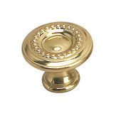 Empire Collection Brass Knob - 404