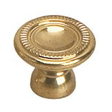 Empire Collection Brass Knob - 2440