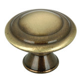 Art Deco Collection Metal Knob - 206