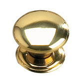 Povera Collection Brass Knob - 2440