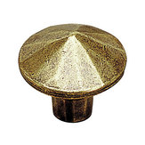 Povera Collection Metal Knob - 8150
