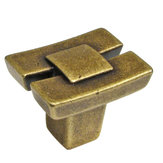 Zen Garden Collection Brass Knob - 2403