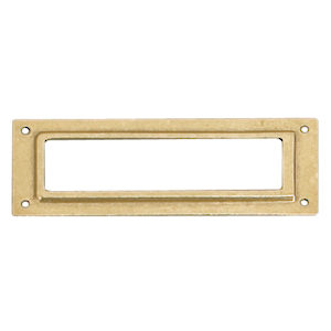 Brass Card Holder
