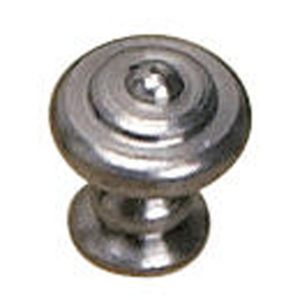 Traditional Metal Knob - 8824