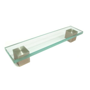 Contemporary Glass Pull - 4825