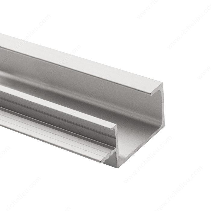 "Cabinet Hardware Drawer Loop Pulls Aluminum 5/"" Pull"
