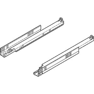 560H Concealed Full-Extension Drawer Slides - 30 kg (66 lb.)