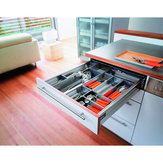 TandemBox, Standard, No Boxside, Cutlery Storage, M (83 mm), with Orgaline