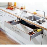 TandemBox, Undersink, No Boxside, General Storage, M (83 mm), Orgaline Not Included