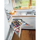 Basic - Fixed Drawer Front