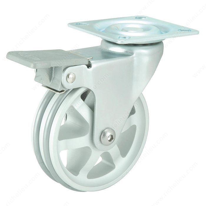 roulettes design - quincaillerie richelieu - Roulette Design Pour Meuble
