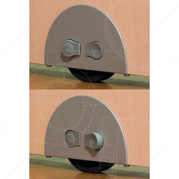 roulette zama pour meuble en panneau 80940. Black Bedroom Furniture Sets. Home Design Ideas