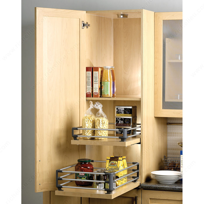 Double Corner Support for pull-out Shelf-2
