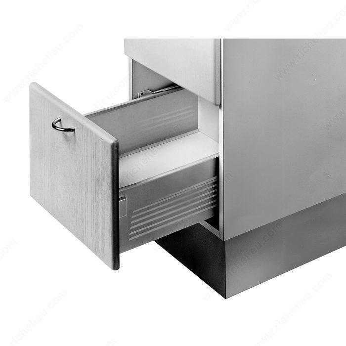 tiroir s 233 rie 320h c 224 sortie partielle longueur de la coulisse 350 mm quincaillerie richelieu