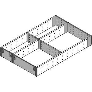 casier ustensiles pour tiroir en bois quincaillerie richelieu. Black Bedroom Furniture Sets. Home Design Ideas