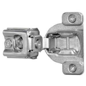 One-Piece Compact 38C Hinge - 107°