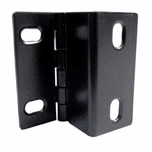 Traditional Metal Wraparound L Hinge - 0202