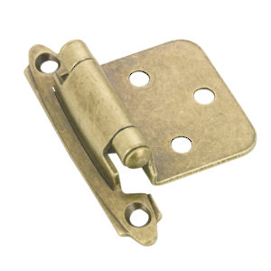 Semi-Concealed Self-Closing Hinge - 134