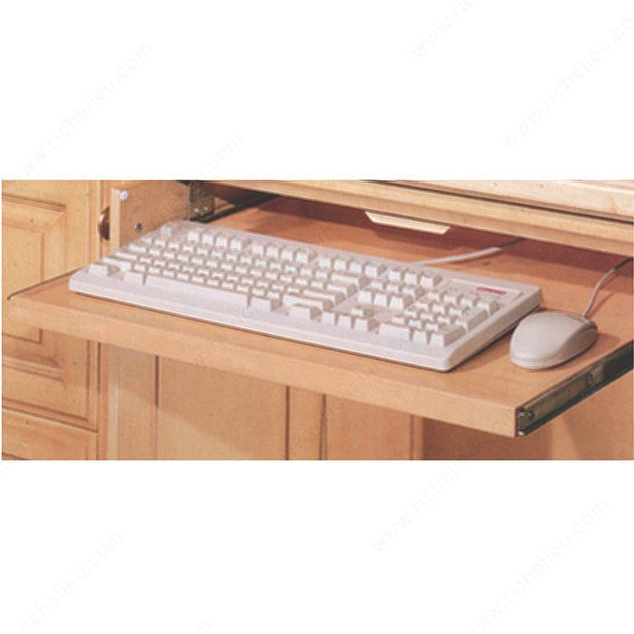 Series 2006 Under Counter Pencil Drawer Slide Richelieu