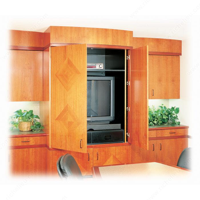 coulisse de porte escamotable syst me de c ble 1432 quincaillerie richelieu. Black Bedroom Furniture Sets. Home Design Ideas