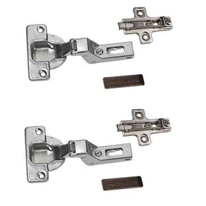 Hinge Set for Flipper Door Slides (T1234 System)