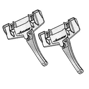 Disconnect Lever Set - Vertical Mount