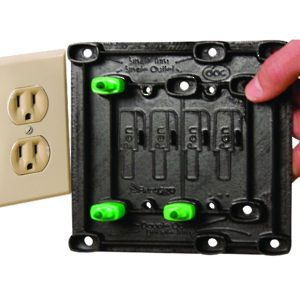 Outlet Alignment Stamp