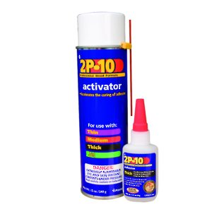 2P-10 Solo Adhesive Kit