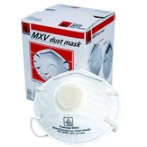 MXV Adjustable Dust Mask (10/Pk)