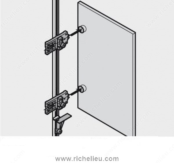 Drilling Template For Hinge Richelieu Hardware