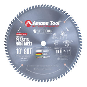 Saw Blade for Plastic & Acrylic