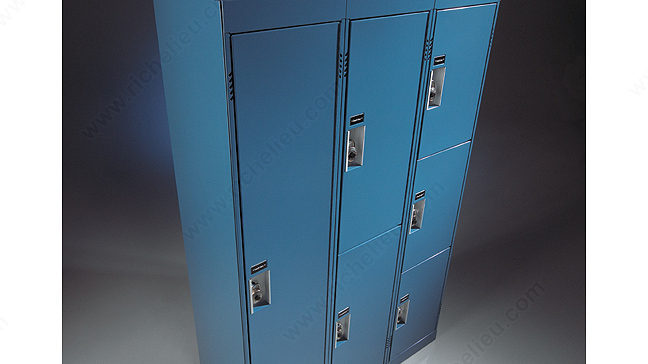 Hadrian emperor lockers richelieu hardware - Hadrian partition hardware ...