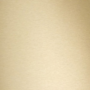Decorative Metal Sheet - Brushed Brass
