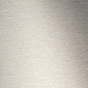 Decorative Metal Sheet - Brushed Steel