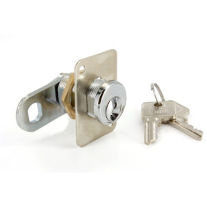 Cam Lock with Mounting Plate