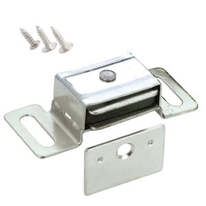 Single Magnetic Aluminum Catch