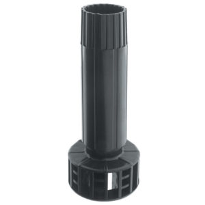 ABS Levelers - +20 mm, -5 mm Adjustment