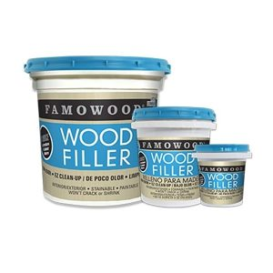 Latex Wood Filler