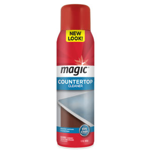 "Puldior y limpiador ""Countertop Magic"""