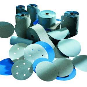 Stick-On Ceramic Sanding Disc A975