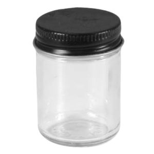Glass Jar and Cap