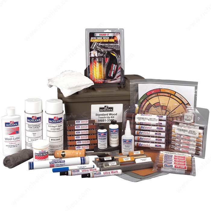 Standard Wood Touch Up Kit